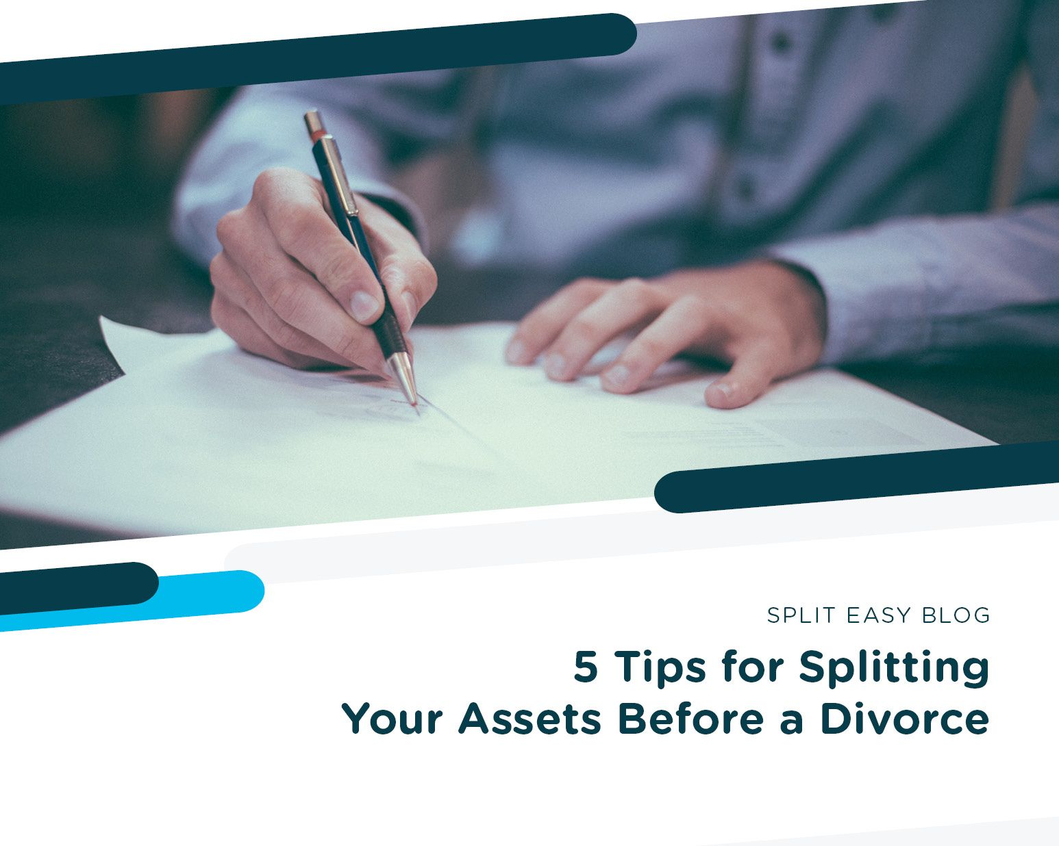 5 Tips For Splitting Your Assets Before A Divorce