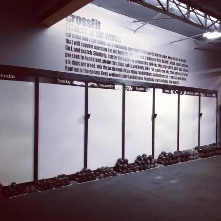 CrossFit CenterMass Gym Review photo