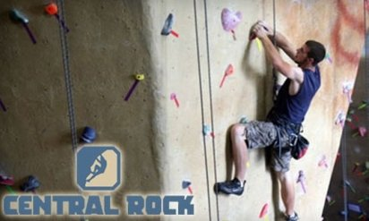 Central Rock Gym photo