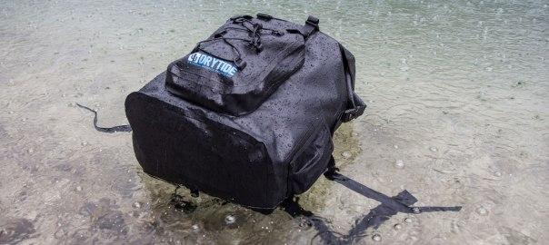 Waterproof backpack from DryTide