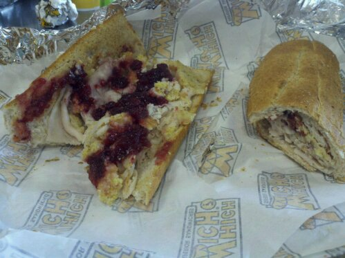 Which Wich should be tossed in a ditch... (4/4)
