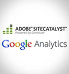 Google Analytics and Adobe SiteCatalyst Integration