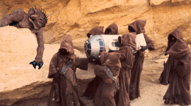 Split The Party 14: Mutant Jawas