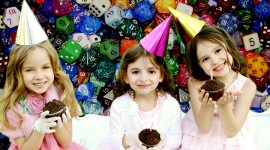 Split The Party 23: We Need to Get Some Six Year Olds