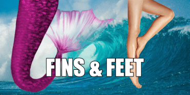 Split The Party 32: Fins and Feet