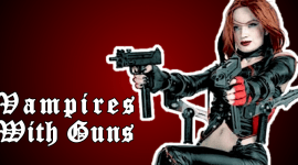 Split The Party 75: Vampires with Guns