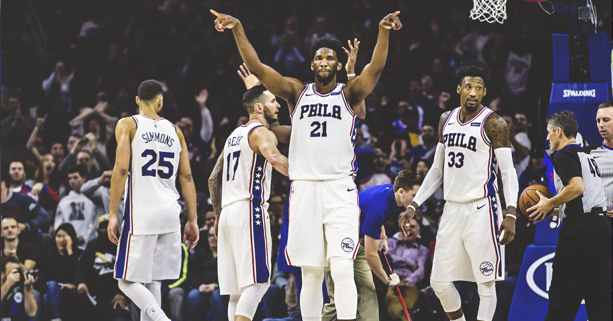 Official Sixers '18 - '19 Season Predictions from Splitting Tens