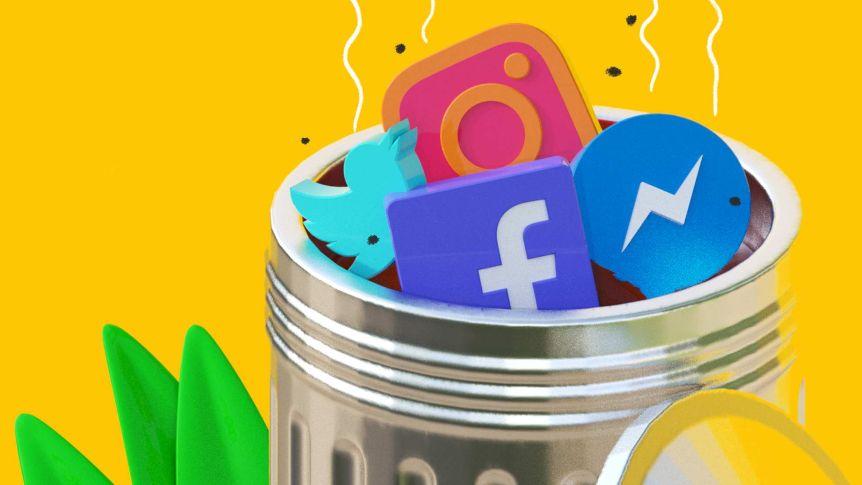 'Quitting' Social Media