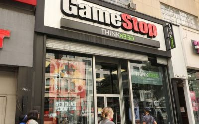 GameSTOP! Hammertime