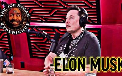 Elon Musk Interview on the  Joe Rogan Experience