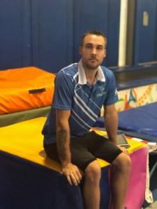Josh Hunter WAG and MAG Intermediate Qualification