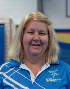 Jenene Kaczarcayl WAG Intermediate Coach and GFA