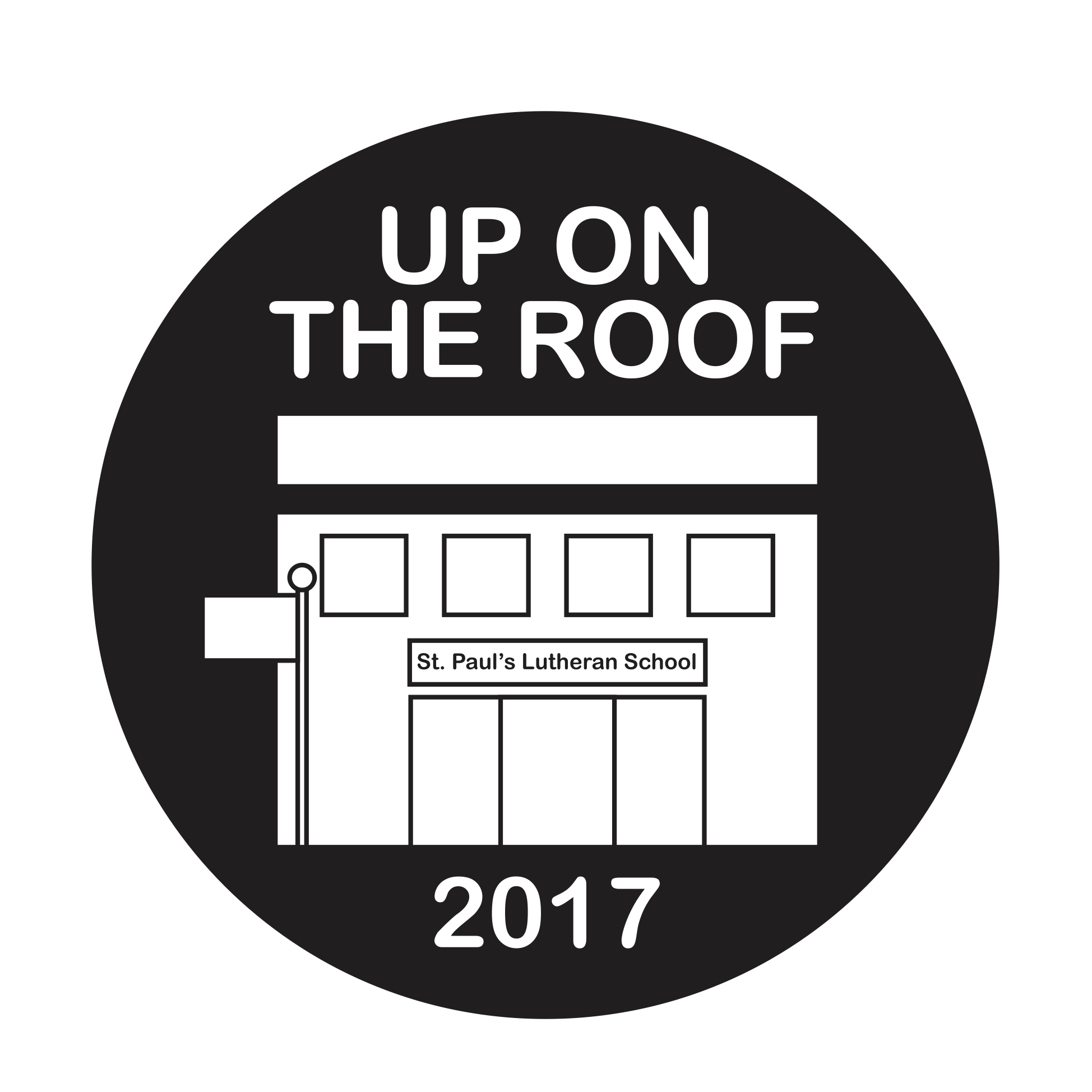 Up On The Roof Logo