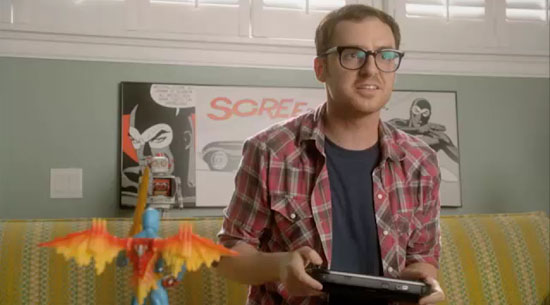 Wii U hipster