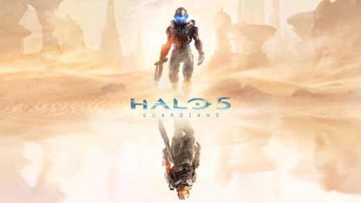 Halo 5 official art. Microsoft.