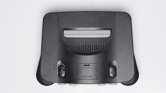 The Definitive 50 N64 Games.