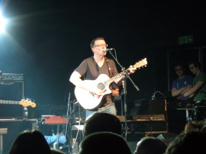 Charlie Reid of The Proclaimers