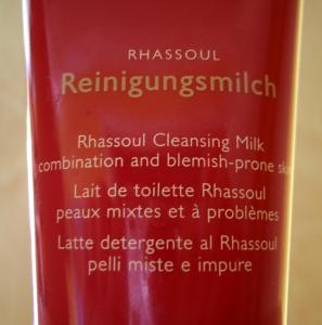 Alva Rhassoul Cleansing Milk