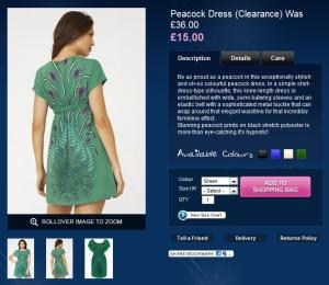 My Chosen Dress - Now £15