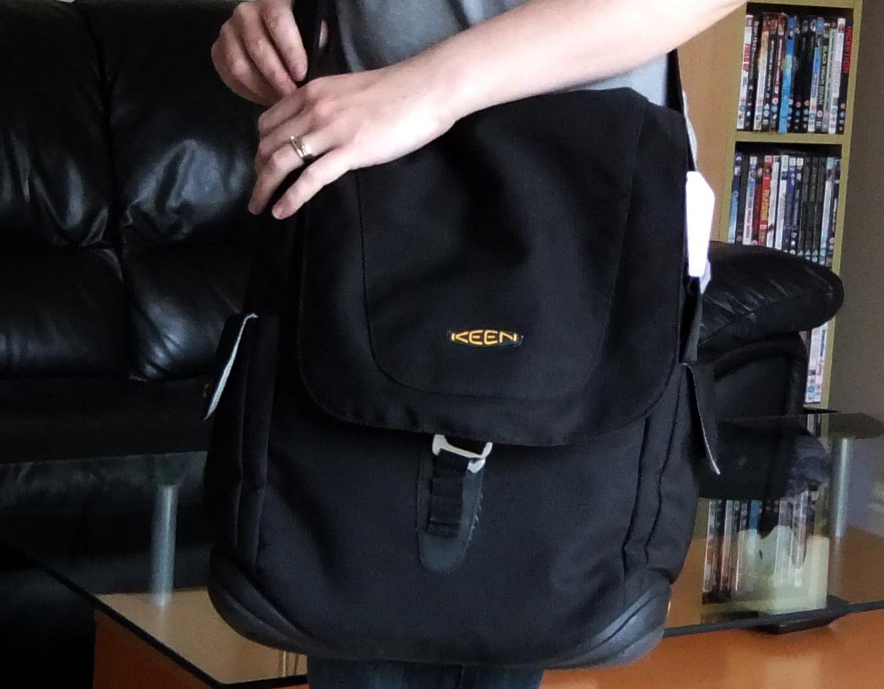 KEEN bag