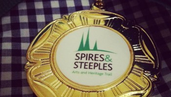 Spires and Steeples Medal