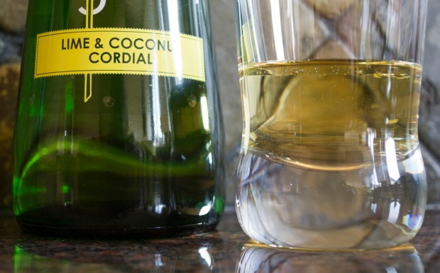 Bottlegreen Lime & Coconut Cordial - Neat