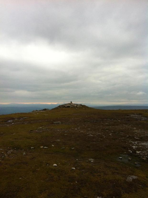 Yorkshire Three Peaks Challenge - Ingleborough