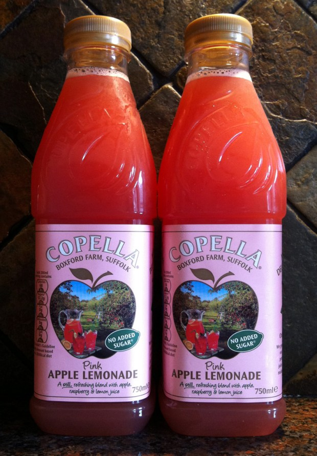 Copella Pink Apple Lemonade