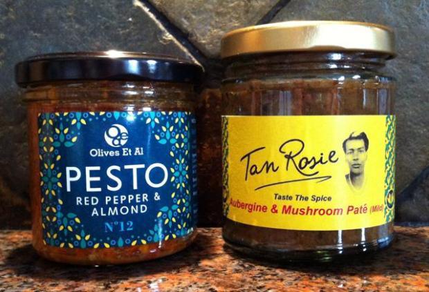 Flavr Box - Pesto and Pate