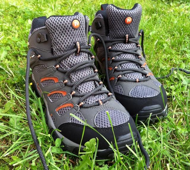 Merrell Moab Mid Gore-Tex Boots