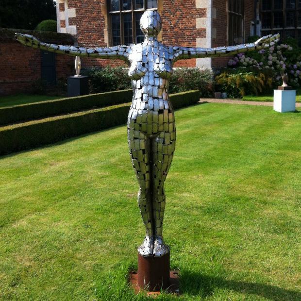 Doddington Hall Sculpture in the Gardens