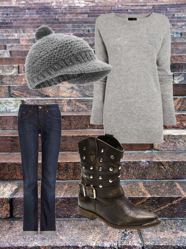 Winter Wardrobe - City Streets