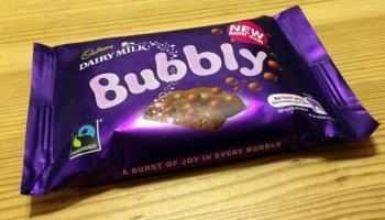 Cadbury's Dairy Milk Bubbly Mini