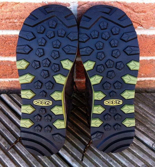 KEEN Bryce WP Walking Shoes