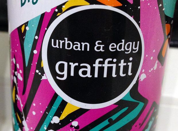 Batiste Dry Shampoo Graffiti