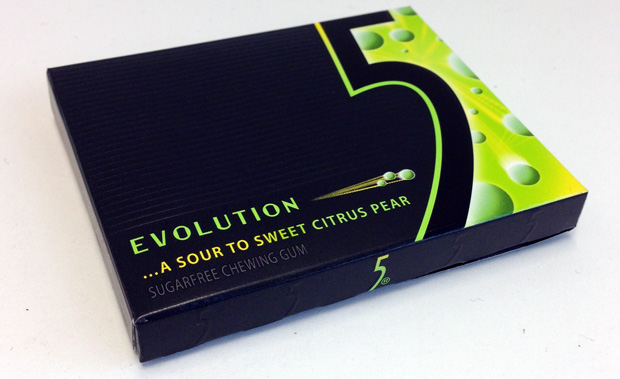 Fruit Flavoured Chewing Gum