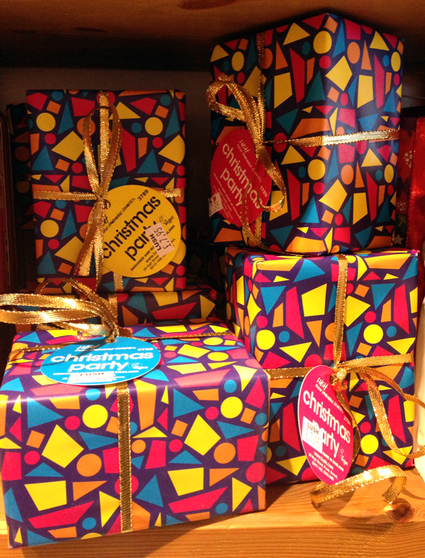 Lush Christmas Gifts (Taken in Store)