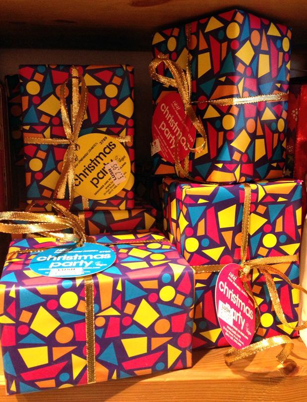 Lush Christmas Gifts (Taken in Store)