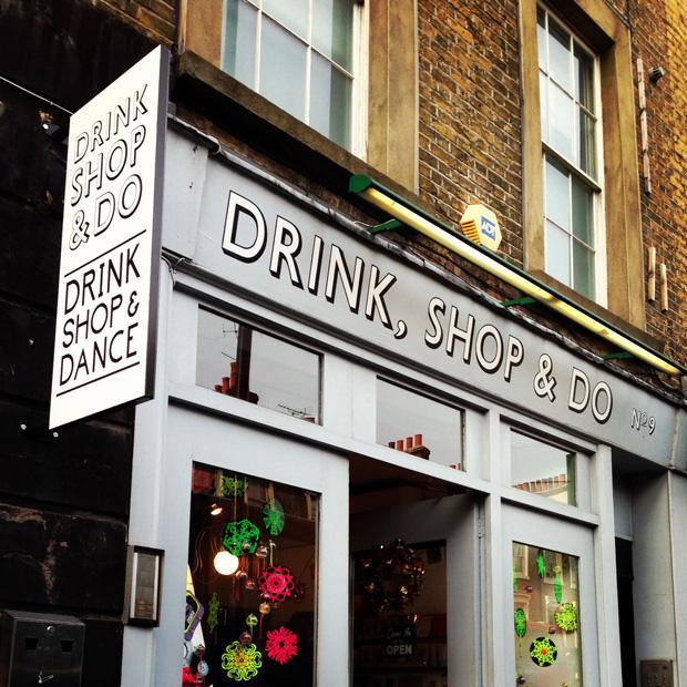 Drink Shop Do, London