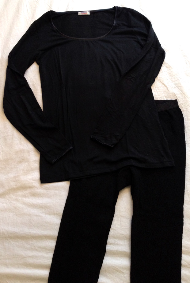 Review: Damart Soft Warmth Thermals