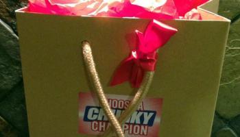 Kit Kat Chunky Champion Gift Bag