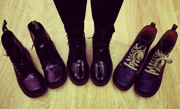 My Dr Martens