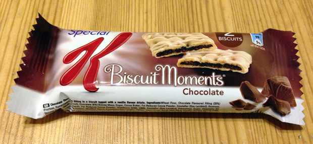 Special K Biscuit Moments Chocolate