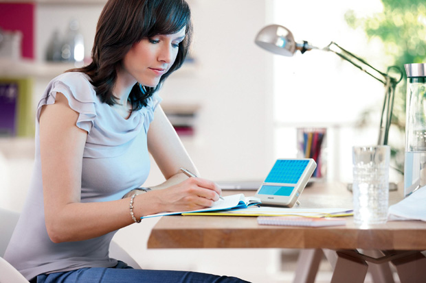 Philips Light Therapy (Photo from Philips Website)