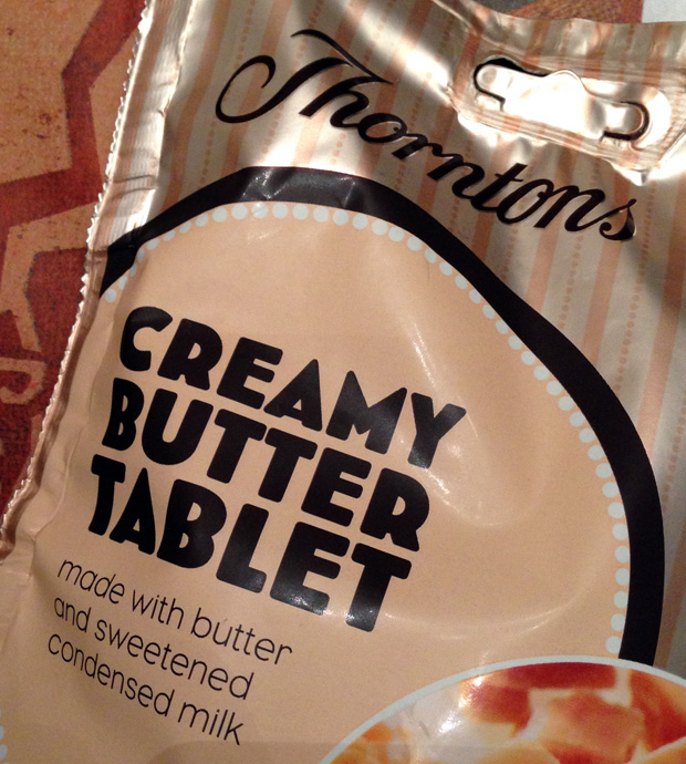 Butter Tablet from Thorntons £2