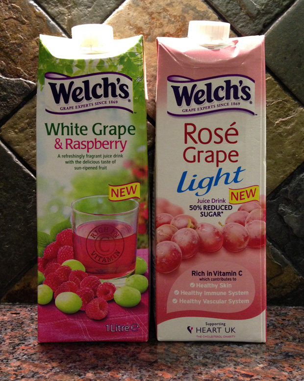 Welch's Grape Juice Drinks