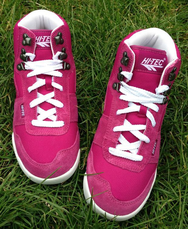Hi-Tec Sierra Lite Original Pink