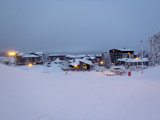 Ruka Village by Splodz Blogz