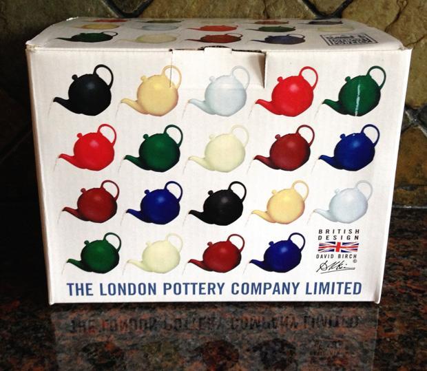 London Pottery Company Tea Pot from Twinings