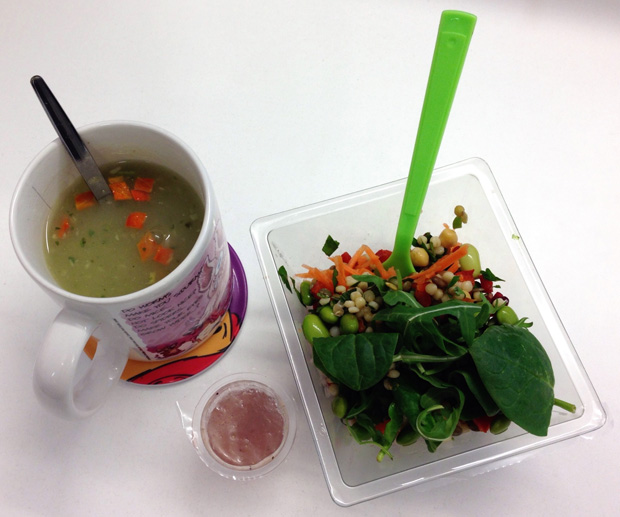 Weight Watchers Healthy Lunch